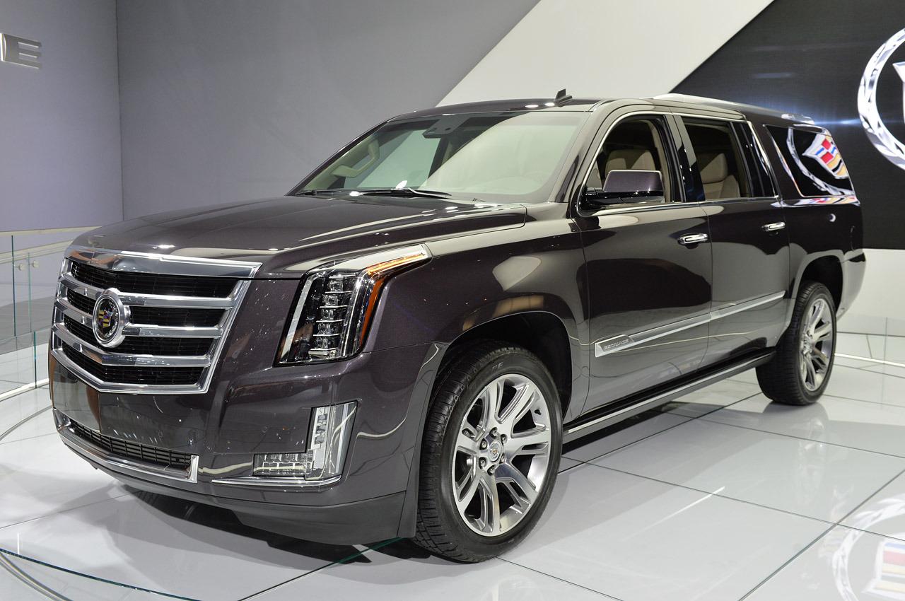 Цена на новый Cadillac Escalade выросла из-за сменившихся поколений