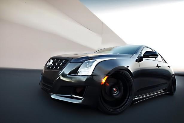 """GM готовит к выпуску """"горячий"""" Cadillac ATS"""