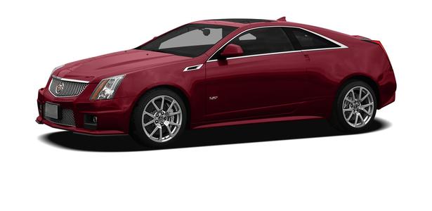 Кадиллак CTS-V купе 2013