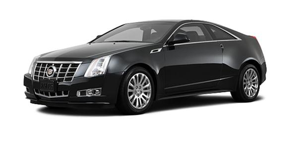 Cadillac 2013 CTS Coupe