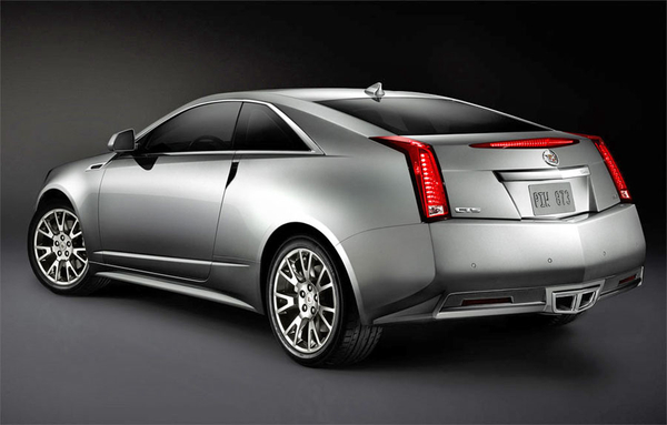 CTS 2011 CTS Купе