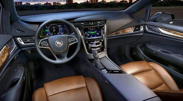 Новый Cadillac ELR