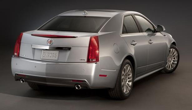 2013 Кадиллак CTS sedan