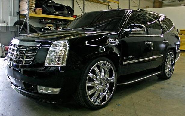 Cadillac 2013 ESCALADE HYBRID