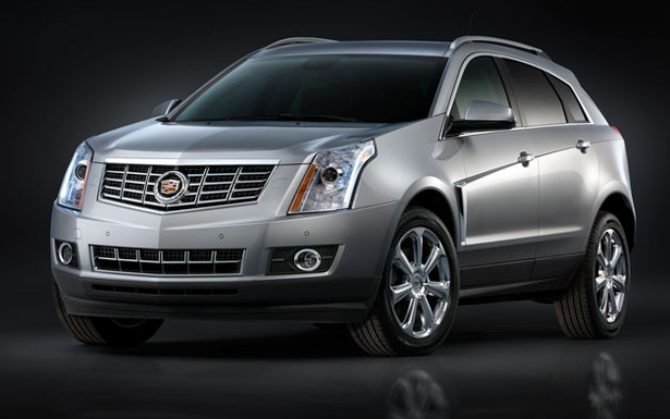 Cadillac SRX Crossover 2013