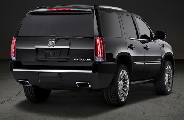 Cadillac ESCALADE HYBRID 2013