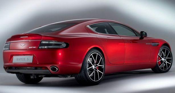 Aston-Martin Rapid-S 2
