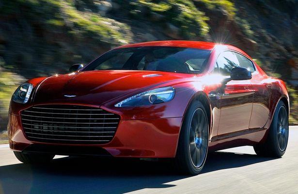 Aston-Martin Rapid-S