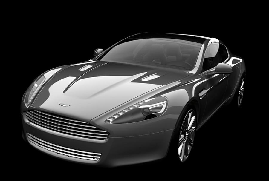 Aston Martin Rapide Centenary Edition