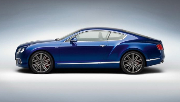 Bentley Continental GT Speed 2013 2