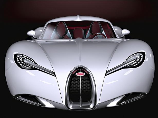 Bugatti Gangloff Концепт