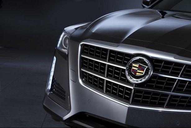 Cadillac CTS 2014 1