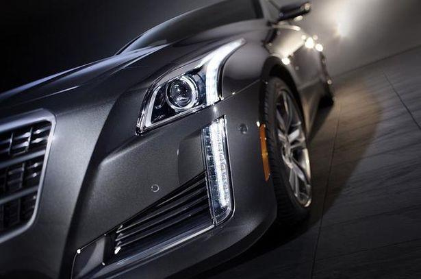 Cadillac CTS 2014 3