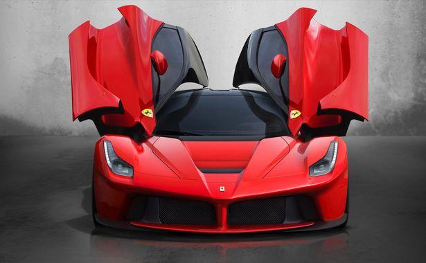 Ferrari F150 1