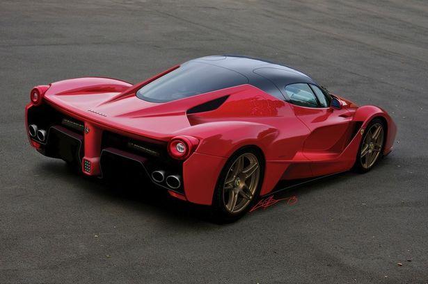 Ferrari F150 2