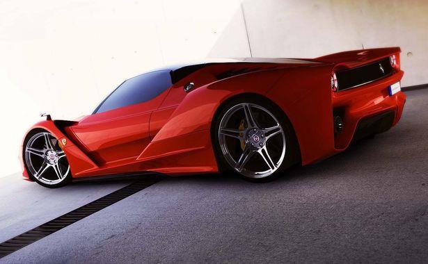 Ferrari F70 2