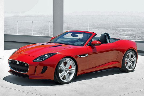 Jaguar F-Type - Самый стильный