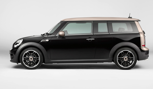 MINI Clubman Bond Street 2