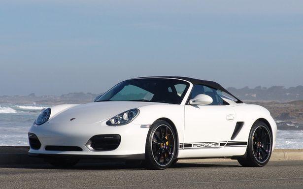 Porsche Boxster - Лучший спортивный автомобиль