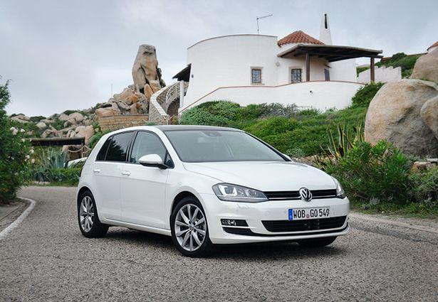Volkswagen Golf - Всемирный автомобиль года