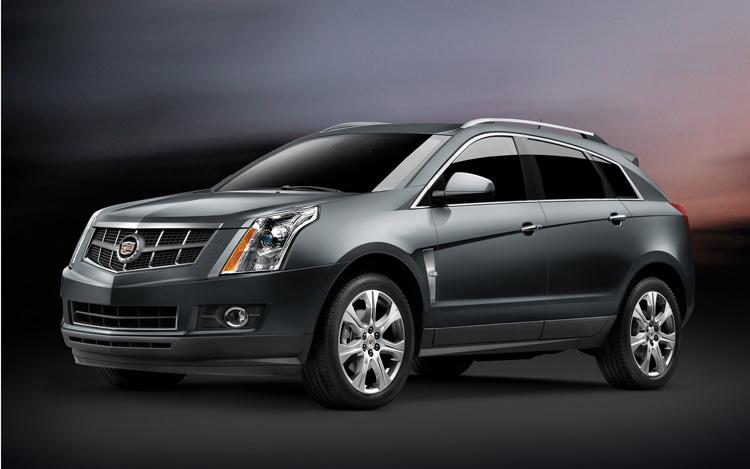 Обновленный Cadillac SRX II
