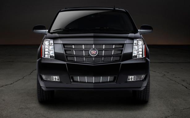 Новый Cadillac Escalade 2014
