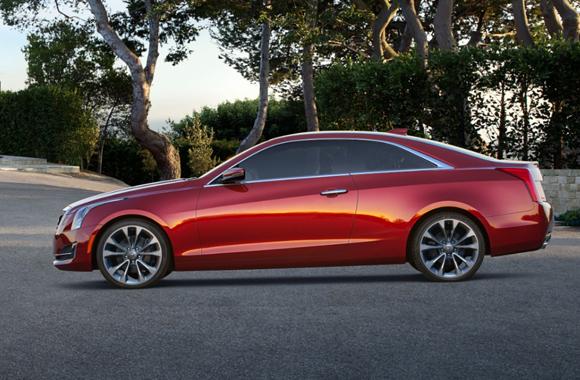 Cadillac ATS Купе