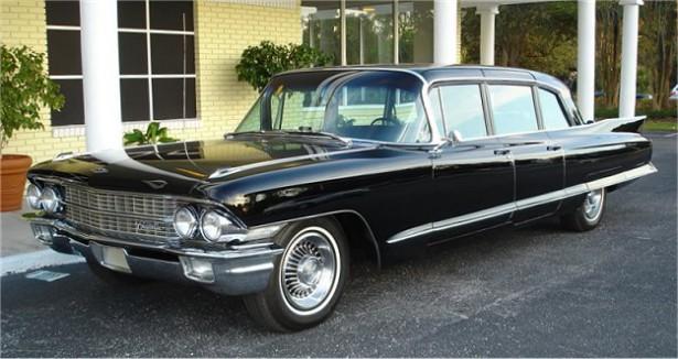 Cadillac Series 75 Fleetwood Limousine