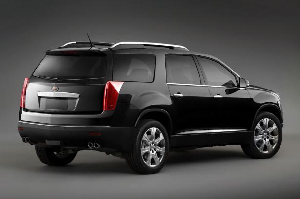 Cadillac Lambda - новое поколение внедорожников Кадиллак