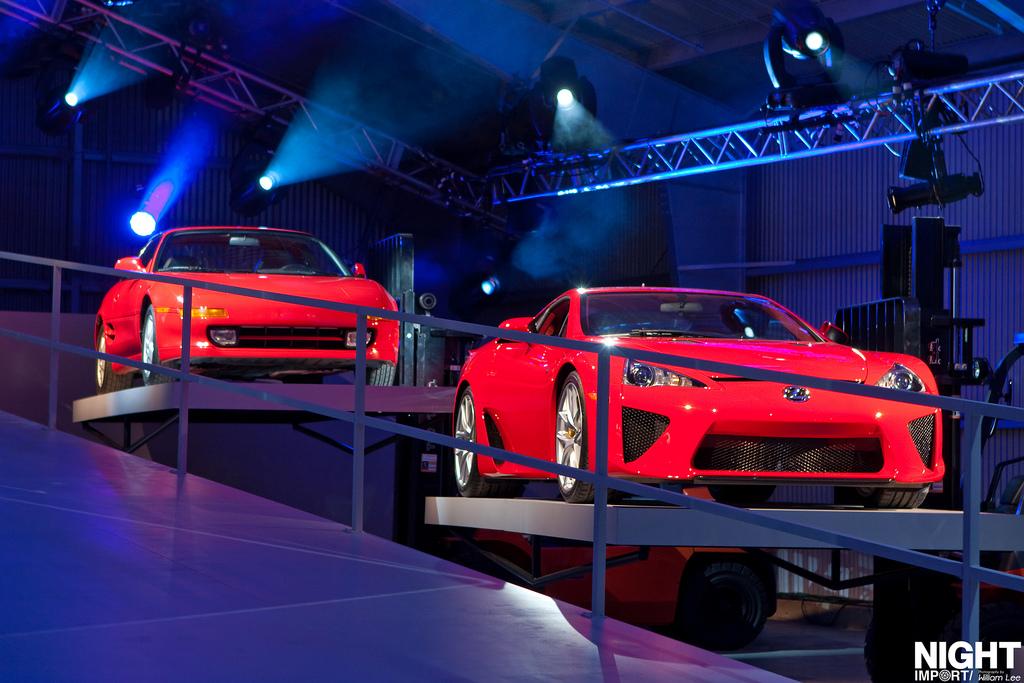 Toyota возвращается в сегмент массовых спорткаров