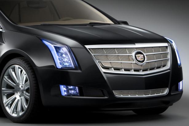 Новый большой кроссовер от Cadillac появится в 2016-м году