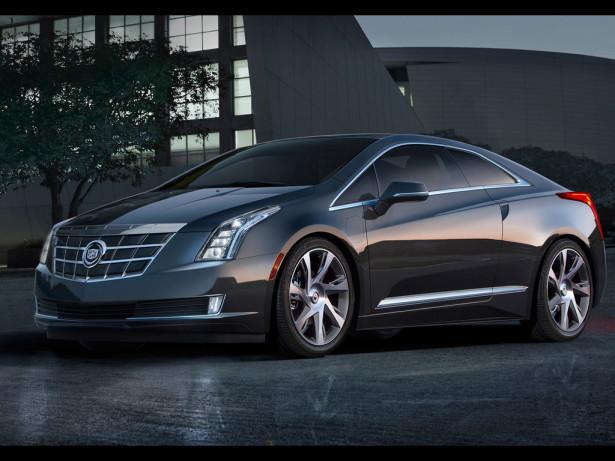 Новый Cadillac ELR 2014