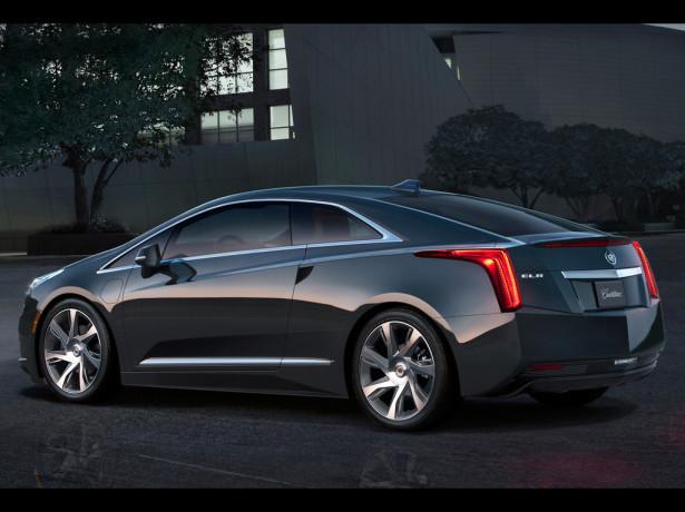 Новый гибридный Cadillac ELR представлен в Детройте