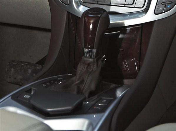 Салон Cadillac SRX