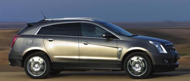 Второе поколение Cadillac SRX