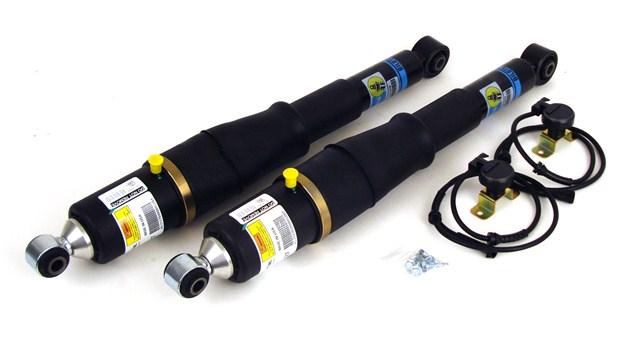 Комплект задних амортизаторов (пневматических стоек) для Cadillac Escalade
