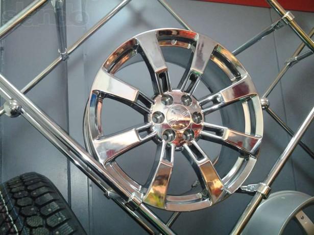 Шины для Cadillac Escalade