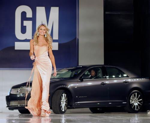 Omega - так будет называться новая платформа концерна General Motors