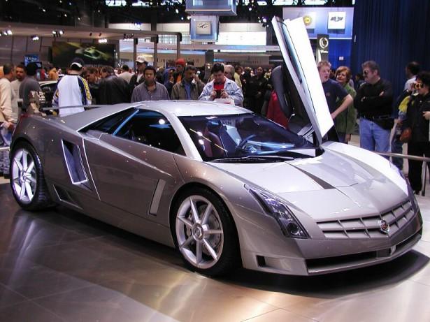 Cadillac Cien Concept